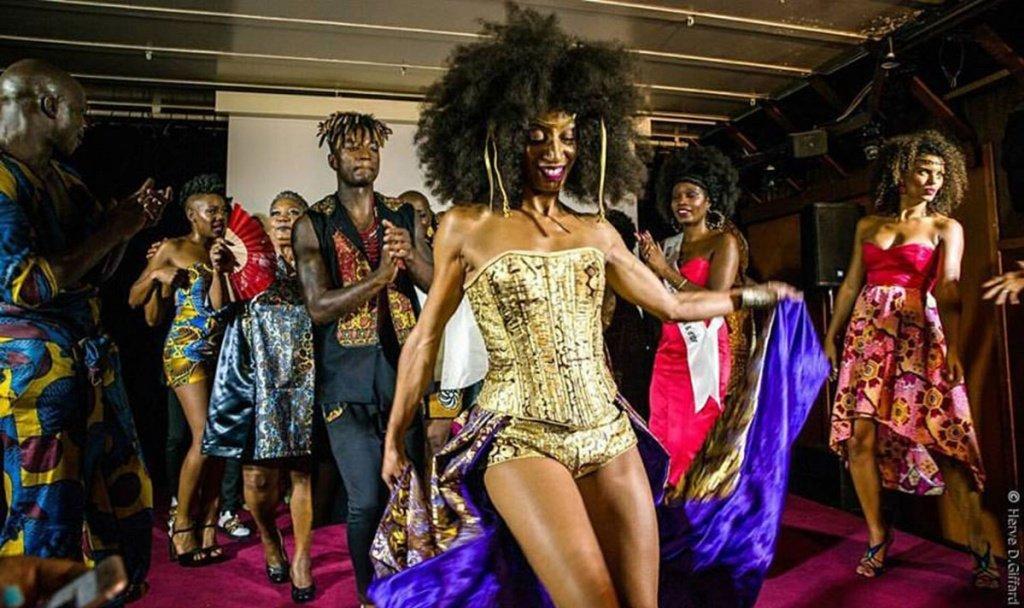 Le Fashion Show sur le Bateau Alizé